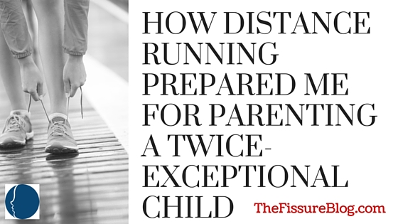 personal essay self development how distance running prepared me for parenting a twice exceptional child